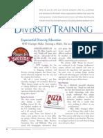 Diversity Journal | Habits of Highly Effective Diversity Training - Jan/Feb 2010