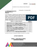 OFICIO  Campañas Permanentes APyPE