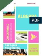 Asesoría Álgebra