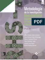 Metodología de La Investigación en Ciencias Médicas y Salud