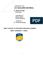Seminar Report Final by Nabila and Shresht
