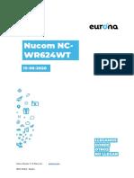 Manual Nucom NC-WR624WT firmware upgrade - Tecnología 15_06_2020