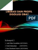 Liberasi dan disolusi obat
