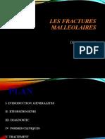 FRACTURES BIMALLEOLAIRES COMPLETE