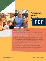 USG Prentive Care