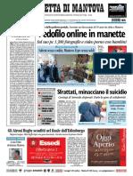 Gazzetta Mantova 3 Ottobre 2010