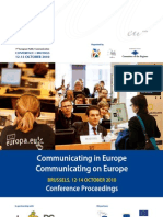 EuroPcom Proceedings