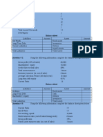 Practice of Ratio Analysis Development of Financial Statements (2)