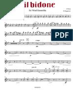 Rota N. - Il bidone - 100 volte Fellini - Bass Clarinet
