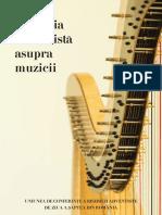 Filozofia adventista asupra muzicii