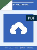 Manuale di abilitazione al cloud