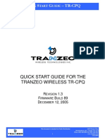 TR-CPQ & SL2 Series Manual