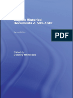 [English historical documents 1] Douglas, David Charles_Whitelock, Dorothy - English historical documents Vol. 1, C.500-1042 _ edited by Dorothy Whitelock (1996, Routledge)