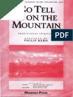 Go Tell It on the Mountain - Philip Kern