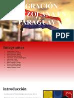 MIGRACION VENEZOLANA EN PARAGUAY