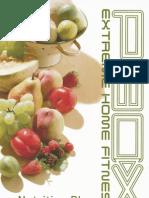 P90X Nutrition Plan - Book