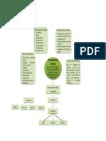 mapa comceptual medicina forense