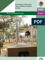 Construccion Sustentable Manual Estufa Ahorradora de Lena