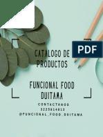 Catalogo Funcional Food Duitama Ene 2021