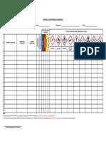 FRM-0035 Control de Materiales Peligrosos Rv.03