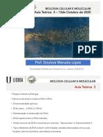 3ª Aula Estrutura Ácidos Nucleicos 2020 (1)