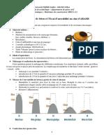 TP MDC2 N°2  Essai d'ouvrabilité au cône d'ARAMS