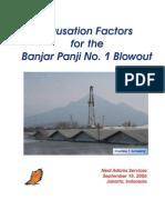 Causation Factors for the Banjar Panji No. 1 Blowout Neil Adams A