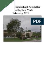 2021 February Hixnews Newsletter