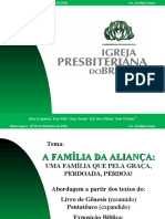 Familia Da Alianca - Palestra Em Power Point- Rev. Jucelino Souza