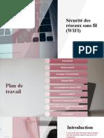 Sécurité des réseaux sans fil (WIFI) avec implementation