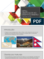 Nepal-Obstáculos Ao Desenvolvimento Tiago Duarte