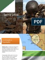 Serra Leoa Diana Penalva 9g