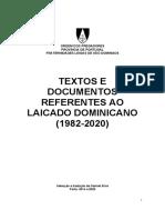 Textos Fundamentais Laicado 1982 2020