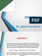 KUBS - Chapter 2 - Empathy