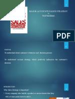 Major Sales Strategy-jayesh