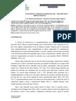 O COMPORTAMENTALISMO E A DESIGUALDADE RACIAL - UMA REVISÃO