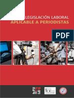 Manual | Legislación laboral aplicable a periodistas