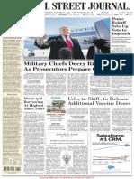 13 Jan Wall Street Journal