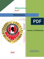 Manual de Instrucción - Psicologia