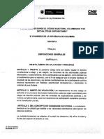 P.L.E.409-2020C;234-2020S (CODIGO ELECTORAL)(1)
