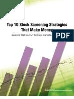 ZACKS screening PDF