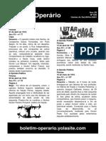 Boletim Operário 636