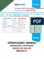Modulo III_Indices de Miller
