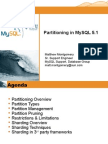 2008-07-01 - Partitioning in MySQL