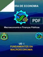 Aula 01 - Introdução à Macroeconomia