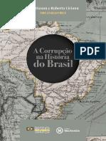 A Corrupção na História do Brasil