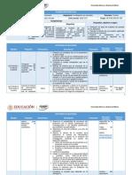 Planeación didáctica Unidad 2 MI-IICM-2002-B1-005