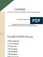 FriendRAISERS