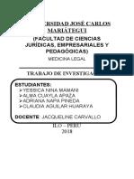 Medicina Legal Pediatria