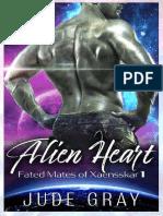 Jude Gray - 01 - Alien Heart  (rev)